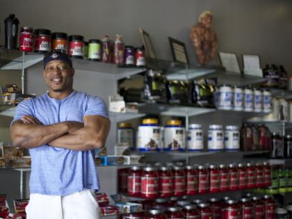 Platinum Muscle Nutrition