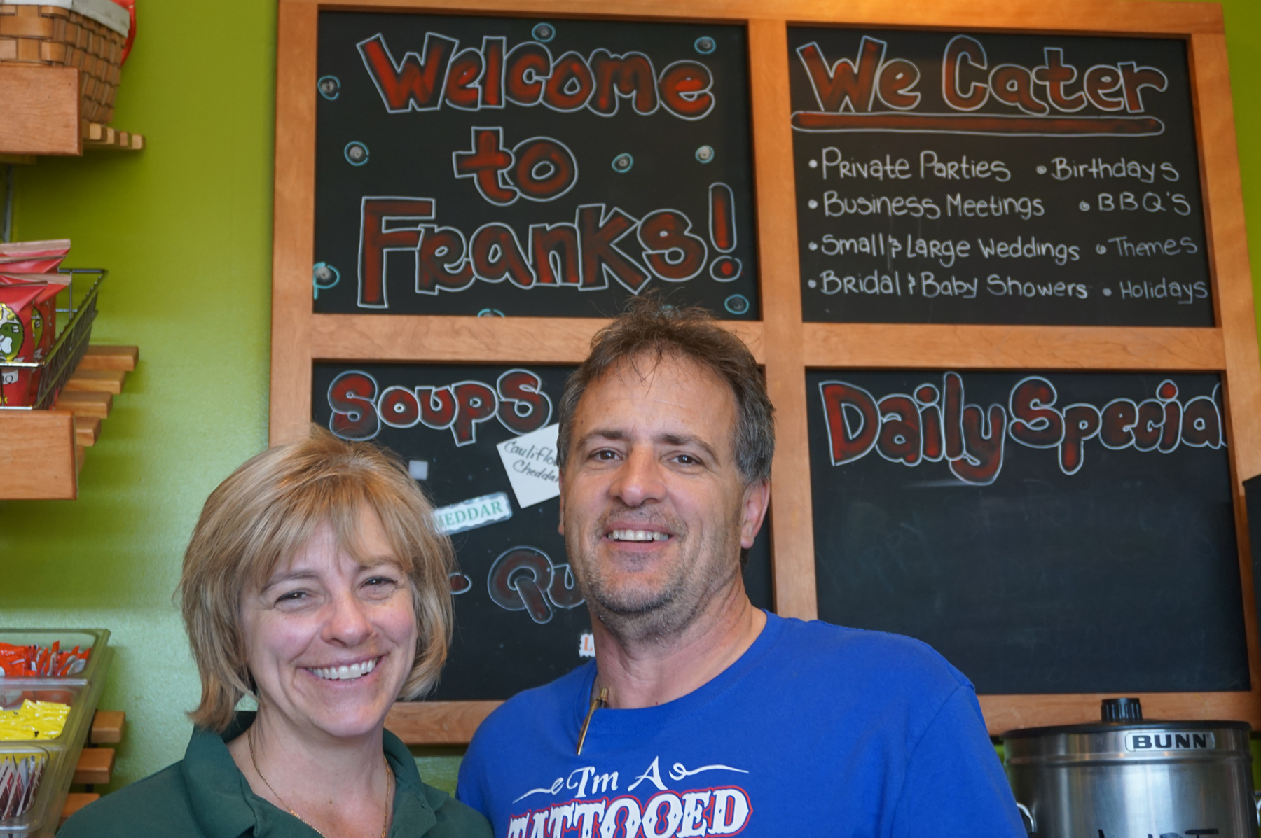 Franks Famous Kitchen and Bakery Indigo Payments Customer