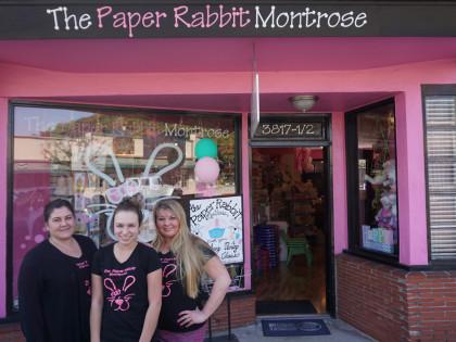 The Paper Rabbit